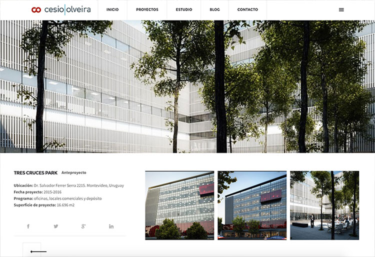 Cesiolveira estudio de arquitectos - Estudio 3 arquitectos ...
