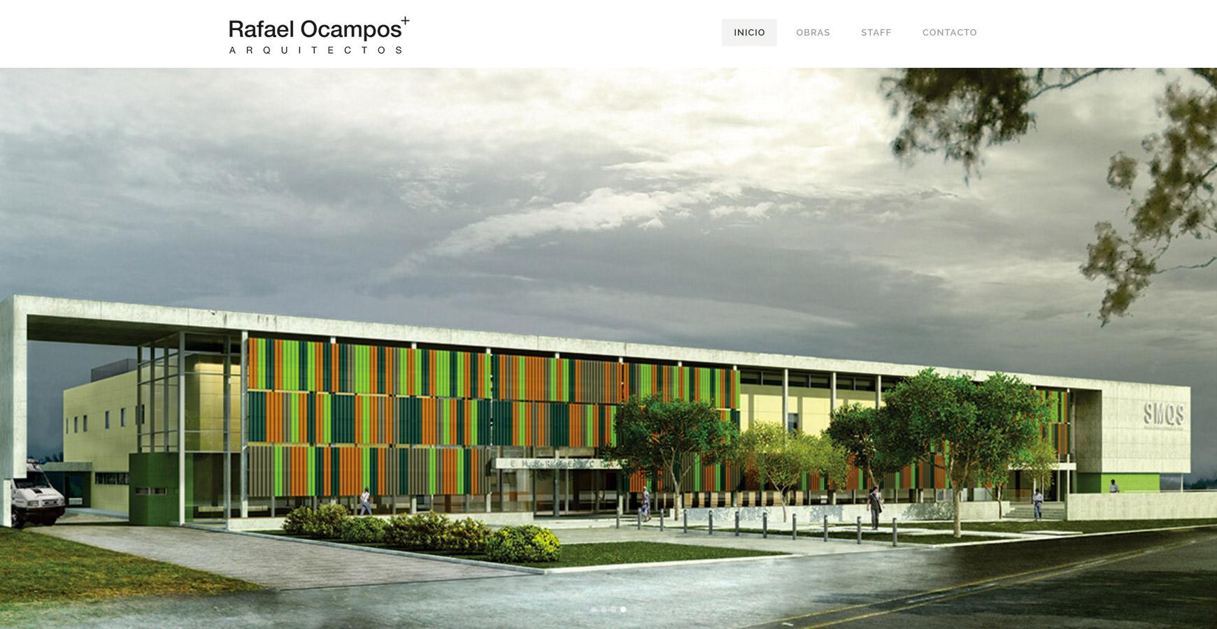 Ocampos arquitecto for Arquitecto constructor